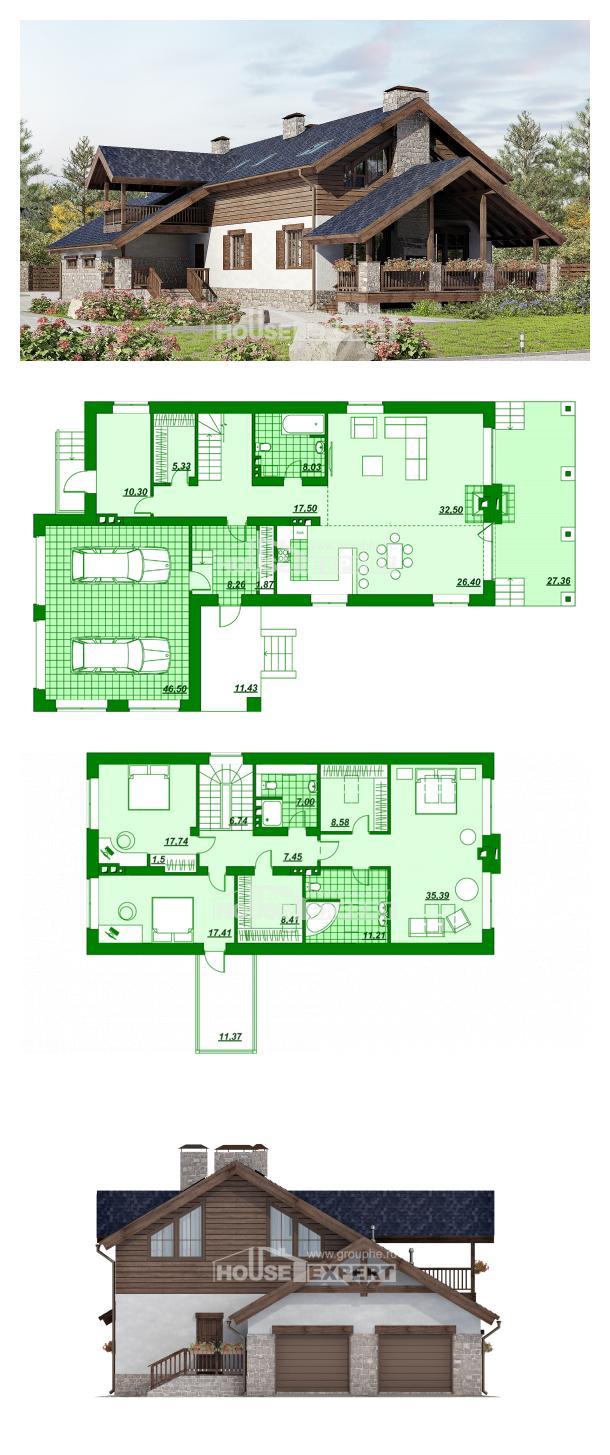 Проект дома 280-003-Л   House Expert